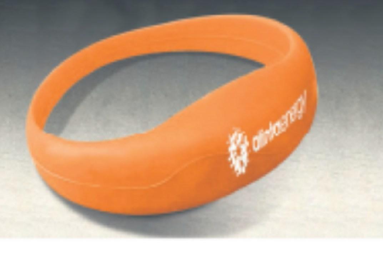 Alinta Energy Wristband for recall