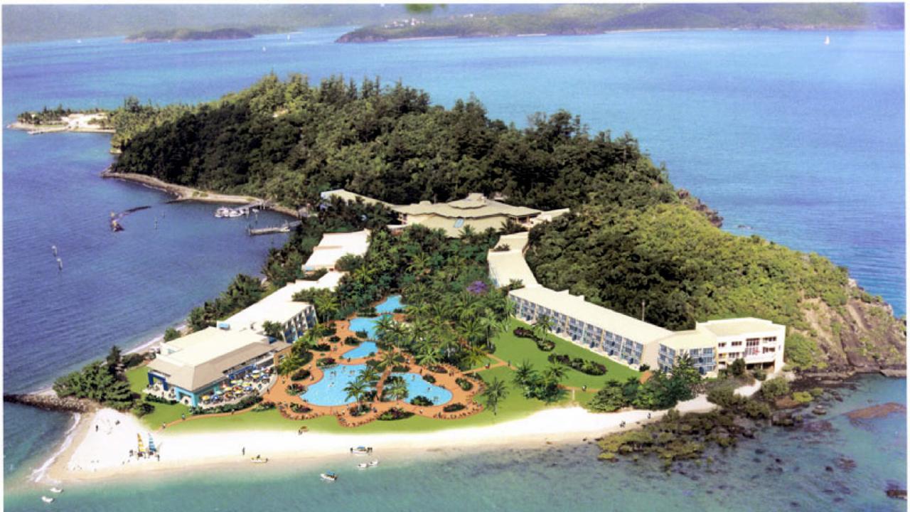 Vaughn Bullivant's Daydream Island pictured in 2001.