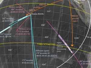 'Missing' data foils new MH370 lead