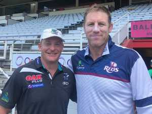Voss turns Red in coaching excursion