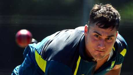 Marcus Stoinis has missed the XI. Picture: AAP