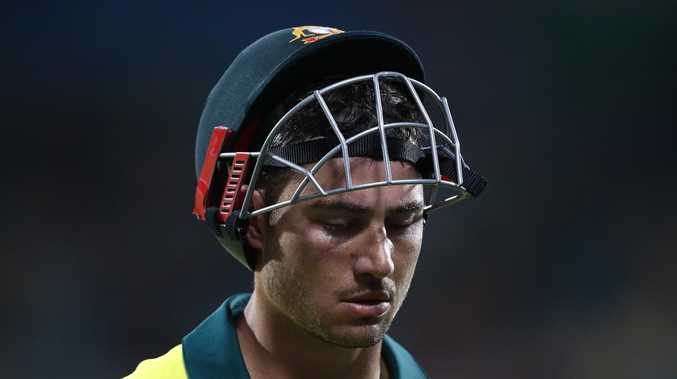 Mark Waugh has poured cold water on the hype surrounding a potential Test debut for Marcus Stoinis in Canberra.