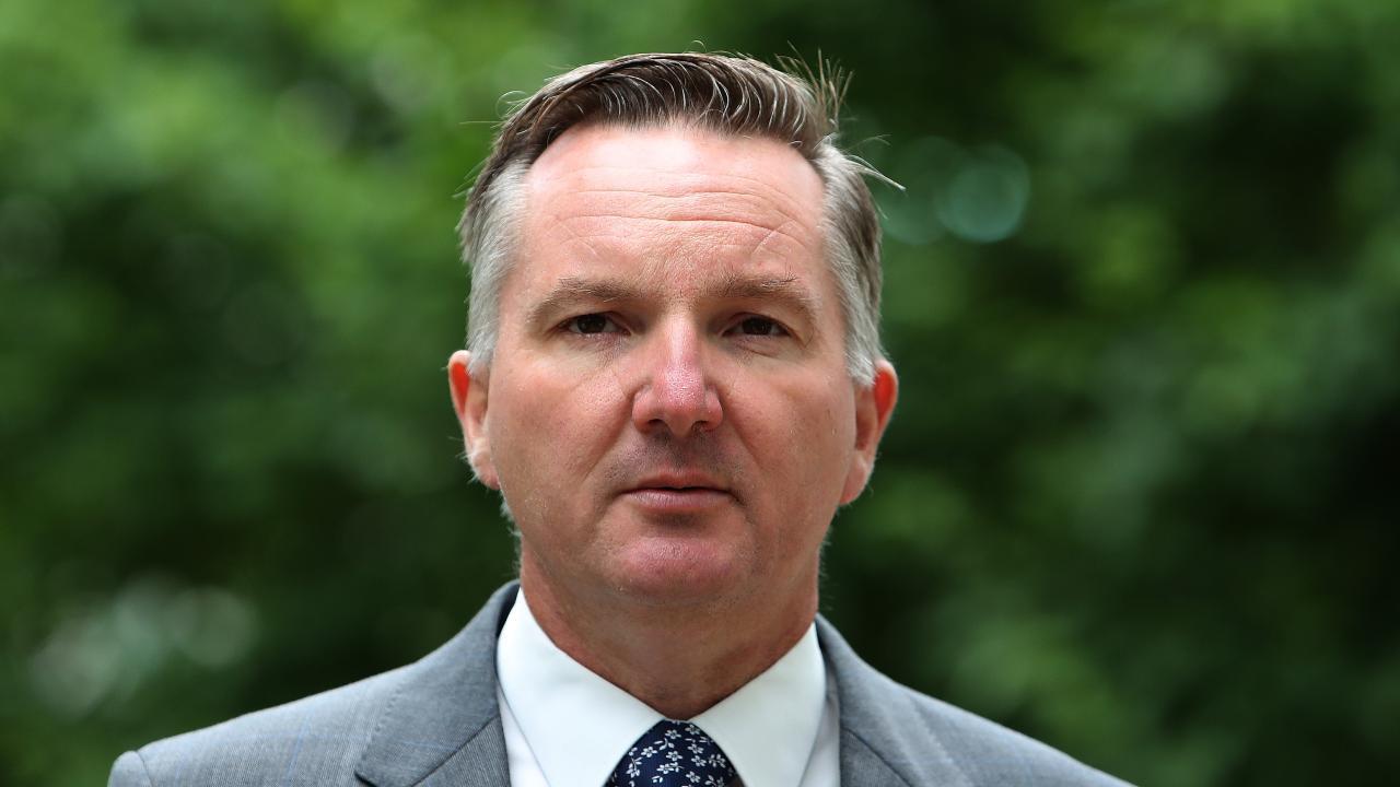 Shadow Treasurer Chris Bowen. Picture: Kym Smith