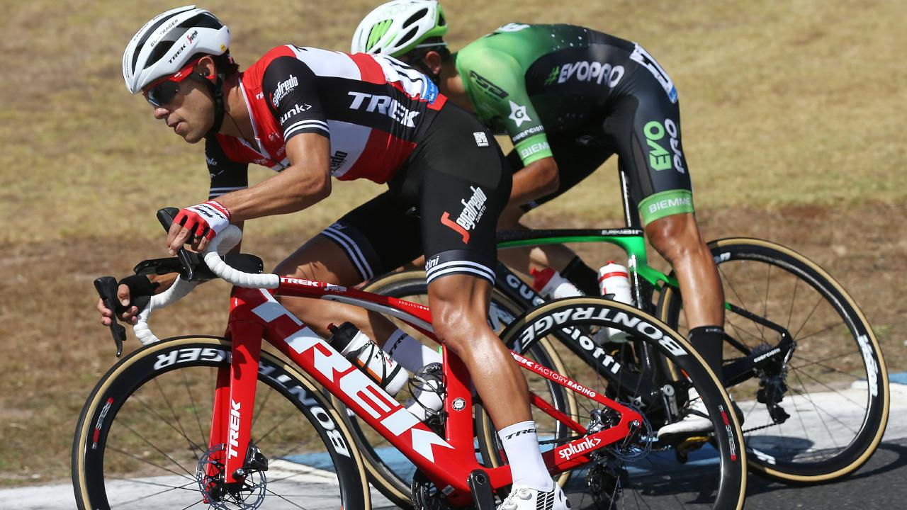Richie Porte in action during the Herald Sun Tour. Picture: Michael Klein