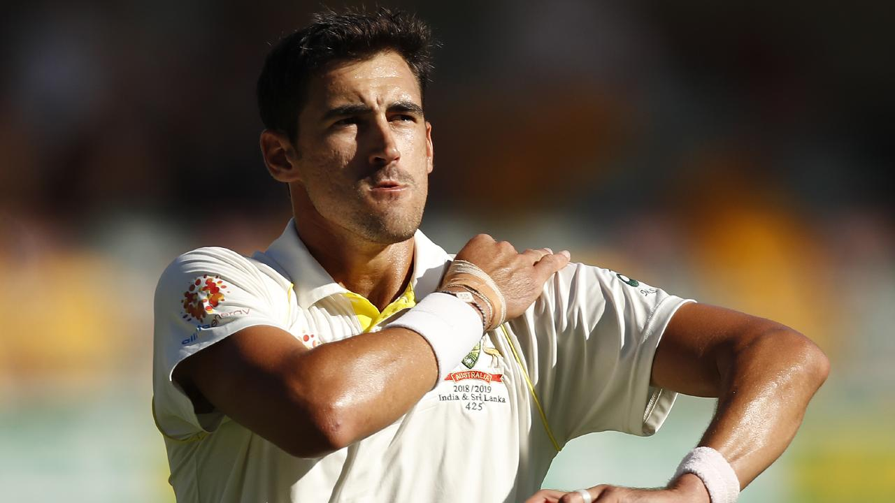 Mitchell Starc is close to recapturing his best form despite attracting a pack of critics during a lacklustre summer, teammate Pat Cummins and former quick Ryan Harris say.