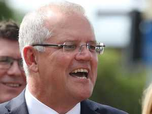 ScoMo hits out at 'union thuggery'