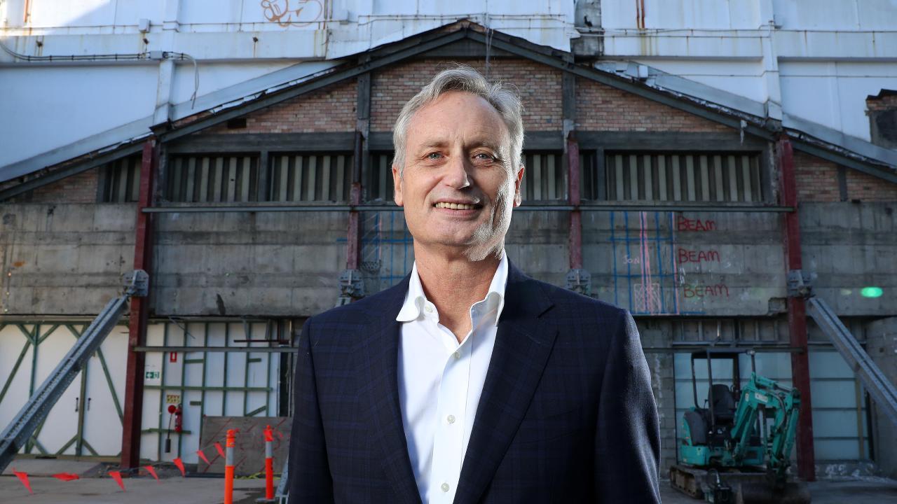 Scott Hutchinson, chairman of Hutchinson Builders. Picture: Liam Kidston