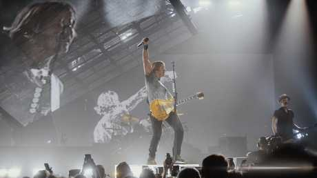 Keith Urban's Brisbane leg of his tour kicks off tonight, before he heads to Melbourne.