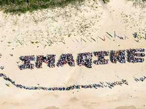 Peregian sending a message for green energy