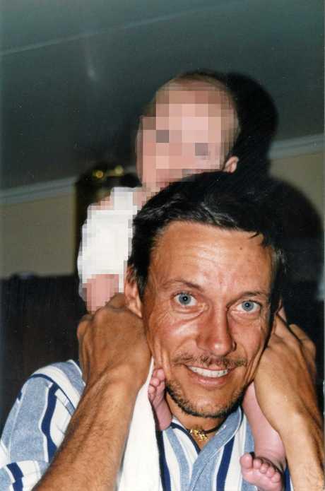 Daniel Morcombe's killer, Brett Peter Cowan.