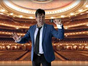 Cliff Richard tribute show comes out of The Shadows to GECC