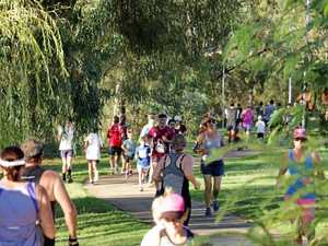 Parkrun makes sticking to resolutions easy