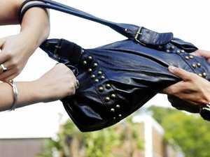 Police seek answers over handbag theft