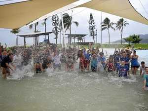 Locals unite in mass walk to celebrate the monsoon