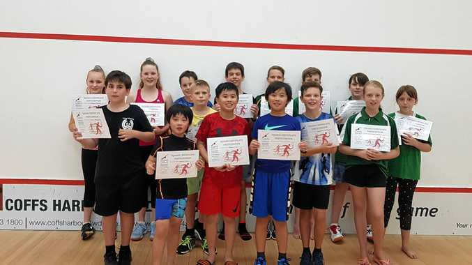 QUICK LEARNERS: Juniors enjoyed the coaching clinic and are improving their skills ready to start the new Friday competition.