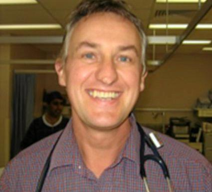 Rockhampton anesthetist Dr Andrew Carll has been named as the owner of the Frenchville Rd home where a man and woman were found dead on Monday night.
