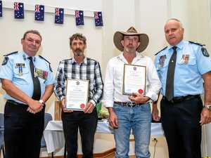 Reluctant Gympie heroes referred for more bravery awards