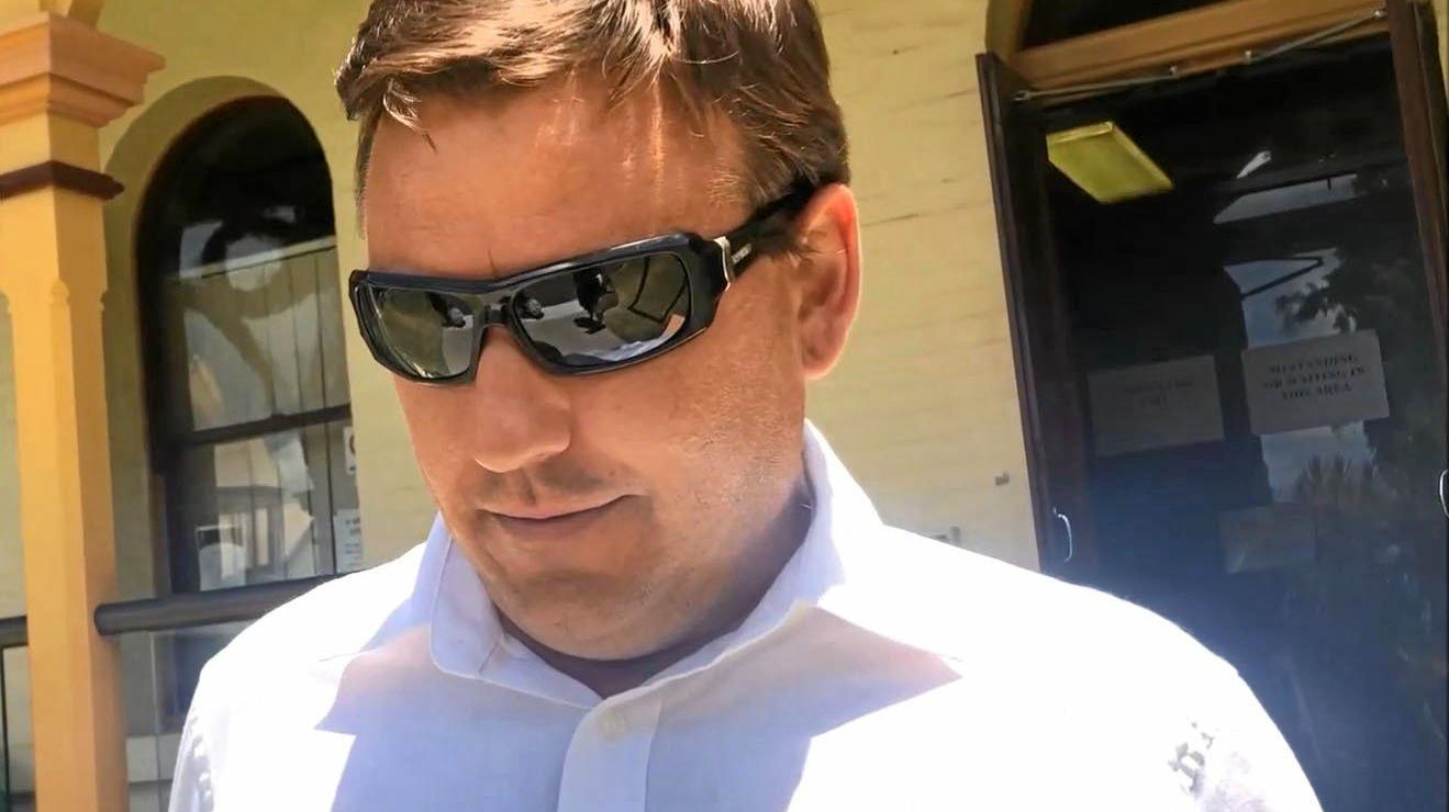 Gregory Edward Paintin pleaded guilty in Maryborough Magistrates Court to drink driving.