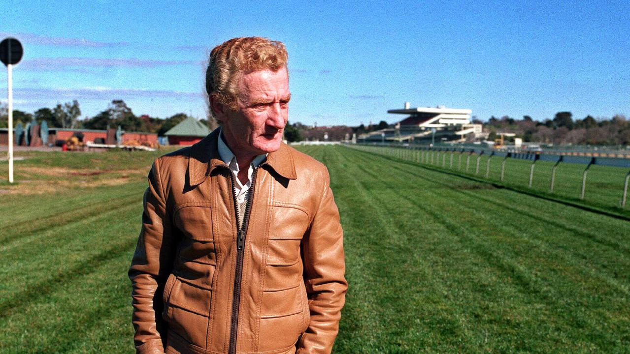 Racehorse strapper Les Lewis confessed to doping 1969 Melbourne Cup favourite Big Philou.