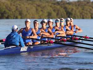 GPS rowing: Better late than never for Nudgee