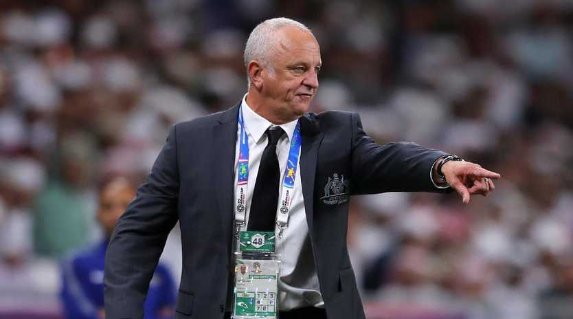 Graham Arnold said he will remain Socceroos coach.