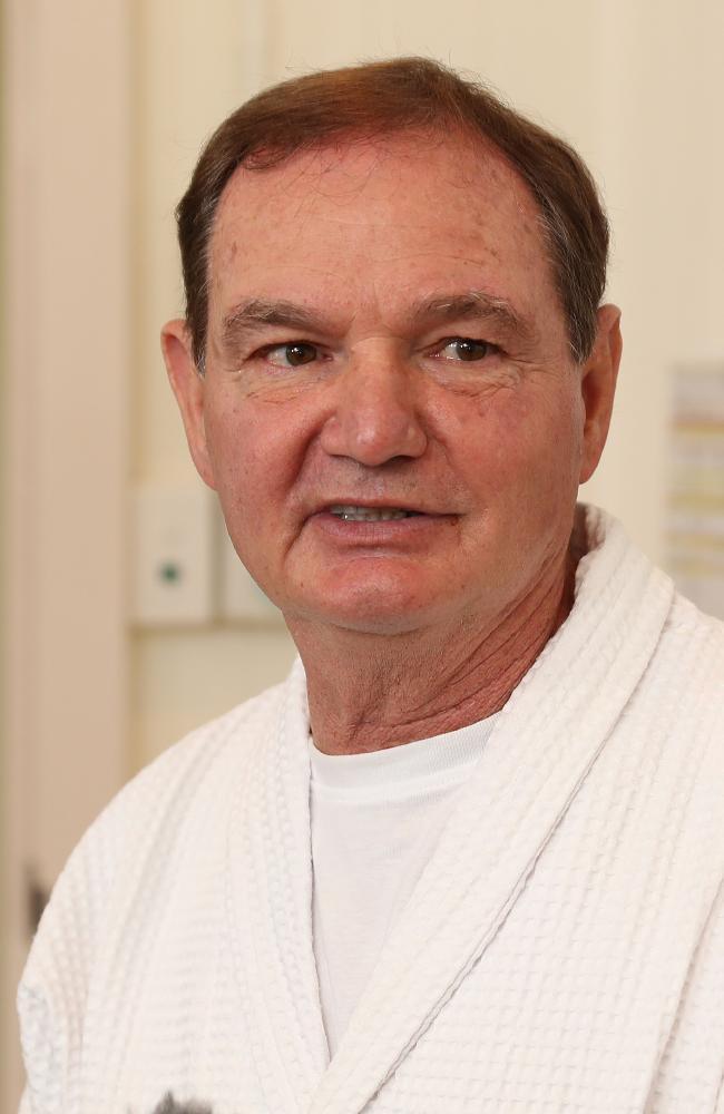 Former Ipswich mayor Paul Pisasale. Picture: Peter Wallis
