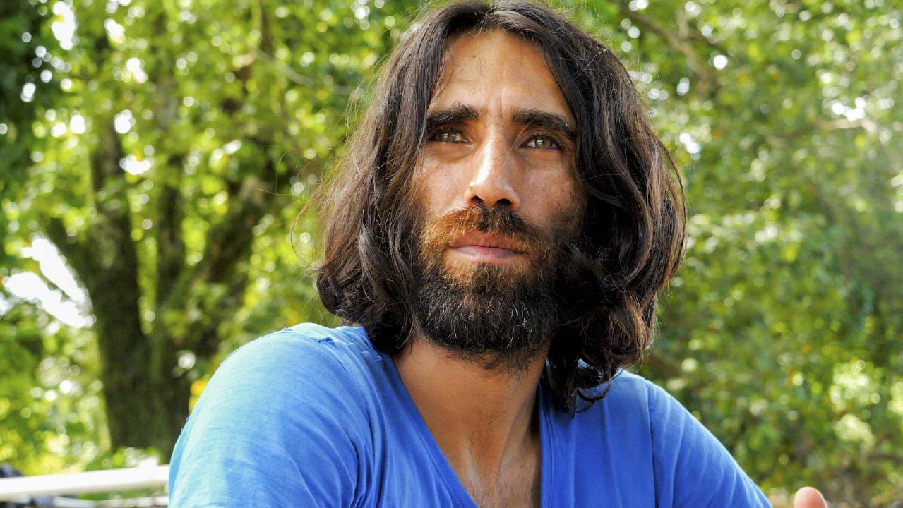 Behrouz Boochani in November, 2017. Picture: Jason Garman/Amnesty International