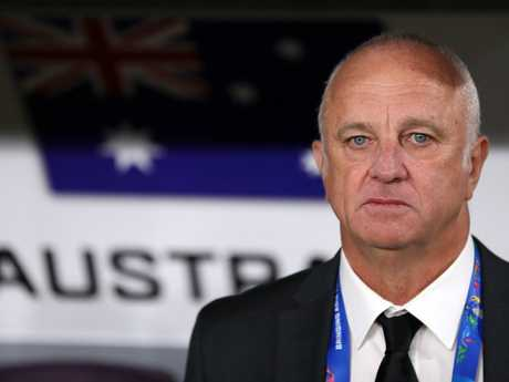 Graham Arnold said Australia should be proud of making the quarterfinals.