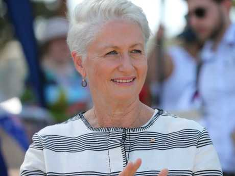 Professor  Kerryn Phelps wants the rollout of the controversial program to be delayed.  Picture: Tim Hunter.