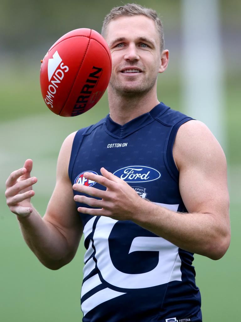 Don't forget about Joel Selwood. Picture: Mike Dugdale