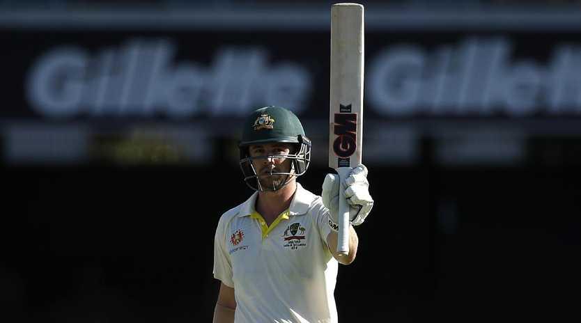 Travis Head's 84 against Sri Lanka is Australia's highest score of the summer. Picture: Getty