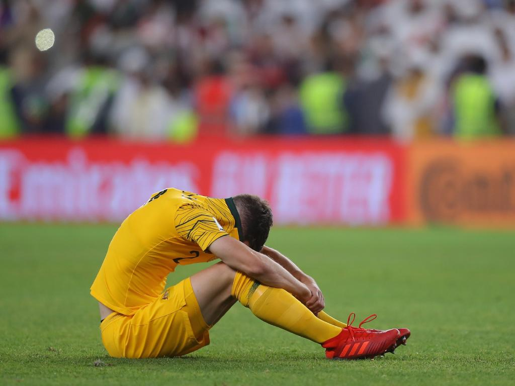 Milos Degenek made the key error but goalscoring has again been identified as Australia's weakness.