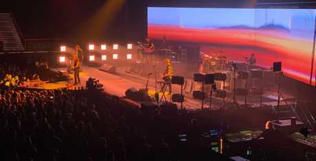 Keith Urban at the Brisbane Entertainment Centre.