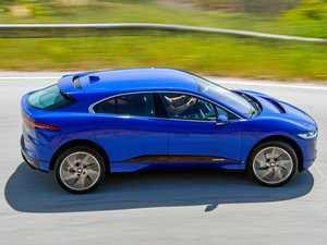 Electric-powered Jaguar I-Pace is a classy cat wired for fun