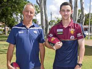RECRUITMENT DRIVE: Brisbane Lions to visit 17 Coast schools