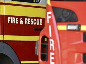 Fire crews respond to Brisbane Valley bushfire