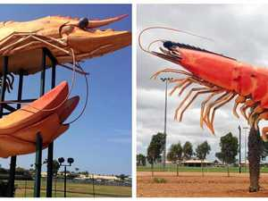 PRAWN WARS: Who has the best big prawn?