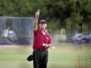 Baxter calling the shots in two big days of umpiring action