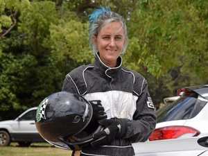 Female driver paves the way for more girls in the sport