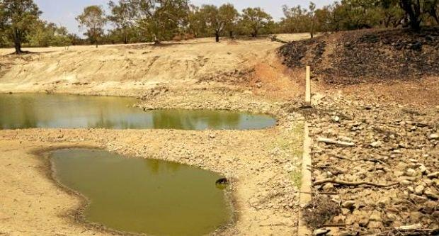 Present conditions of the Murray-Darling Basin.
