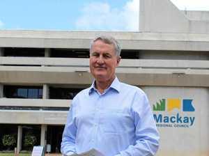 Mackay mayor reveals 2019 agenda