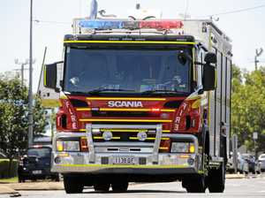 BREAKING: Firies on scene of Coles Creek blaze