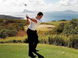 Island golf club in top 100
