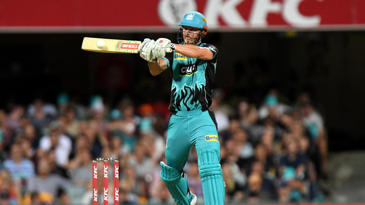 Chris Lynn has led the way for the Heat. Picture: Getty Images