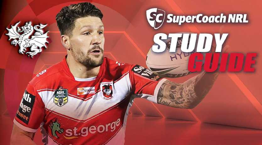 Gareth Widdop is set to switch positions in 2019.