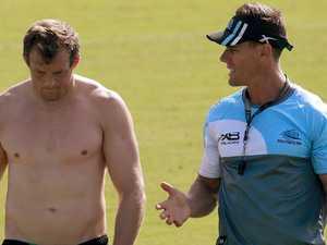 Morris eyes hot Sharks start: 'I know what success looks like'