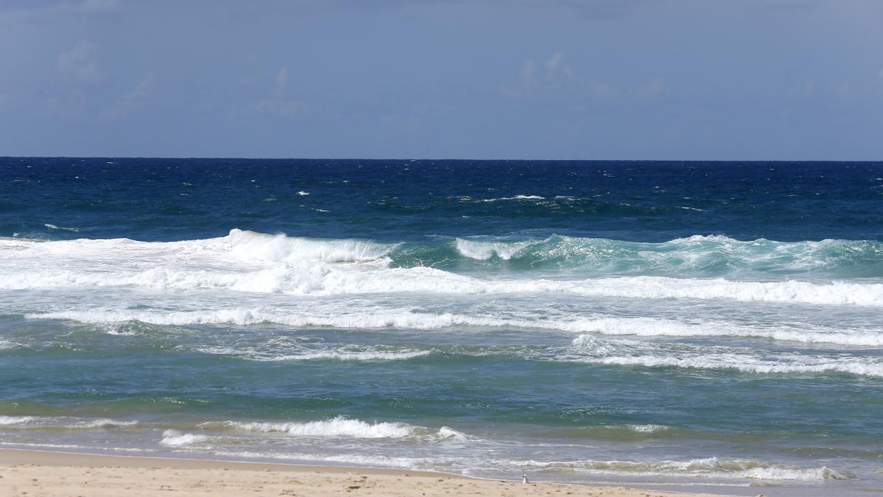 A Mexican national has drowned while swimming at an unpatrolled beach off Brunswick Heads. Picture: JERAD WILLIAMS