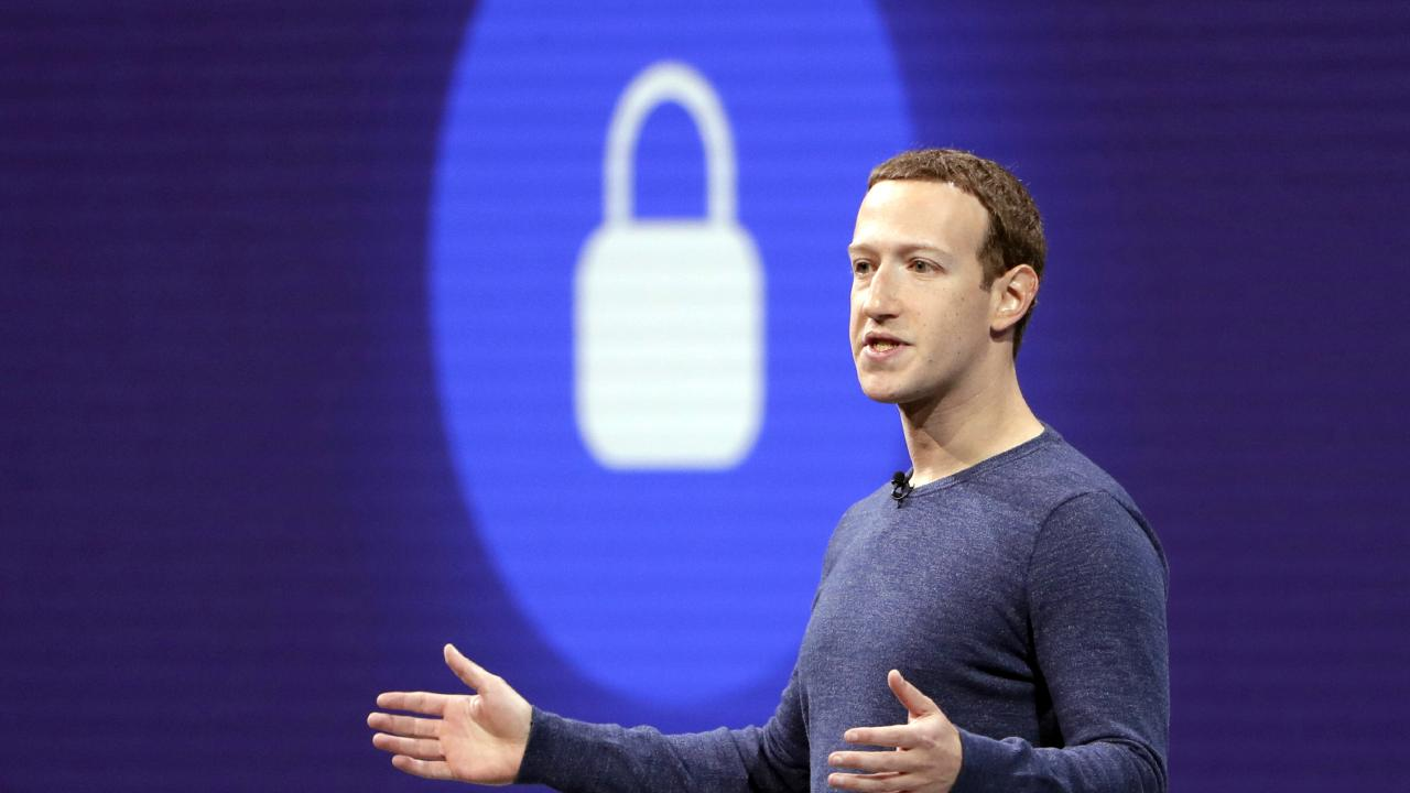 Facebook founder Mark Zuckerberg has come under fire for a series of privacy scandals with the social media site over the past year. Picture: AP Photo/Marcio Jose Sanchez