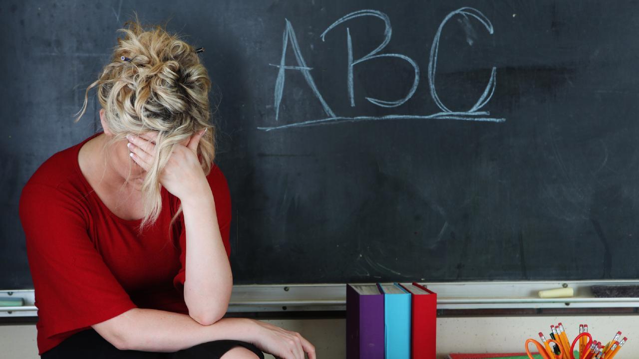 Teacher blasted for 'heartless' letter to children