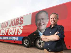 Shorten's drive showcases a PM in waiting